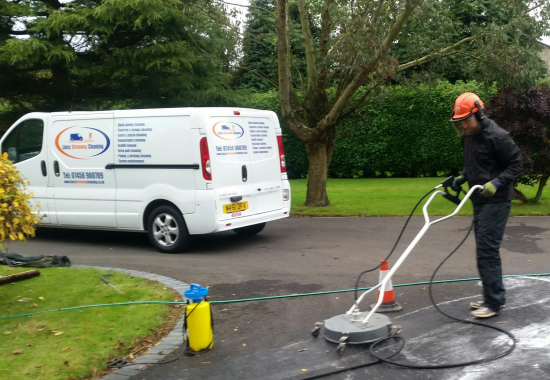 Lincs Driveway Cleaning Rotary