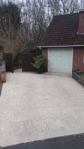 Lincs driveway cleaning